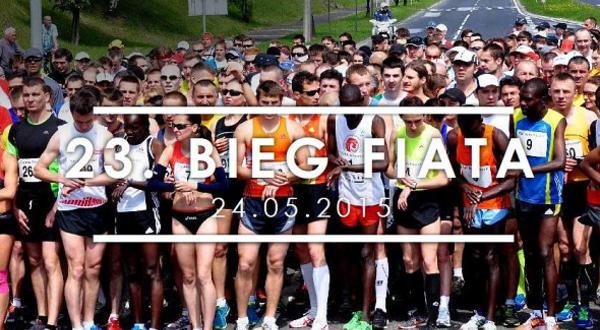 Bieg Fiata 2015 – relacja