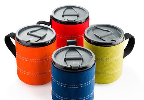 Czas się rozgrzać: nowy kubek GSI Infinity Backpacker Mug