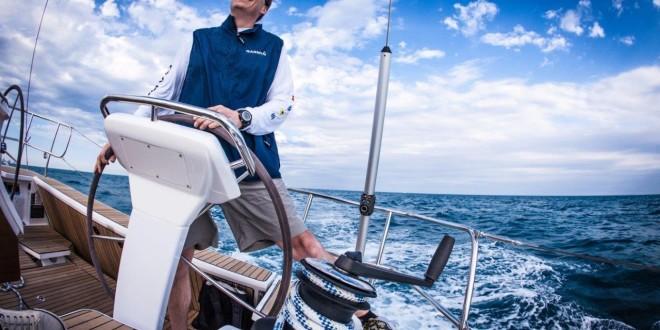 Garmin® najbardziej rozpoznawalną marką  na rynku elektronicznych urządzeń morskich