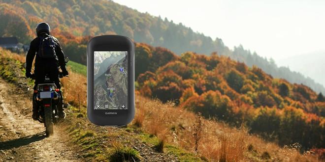 Nowe modele z serii ręcznych nawigacji Garmin Montana: Montana 610, Montana 680 i 680t