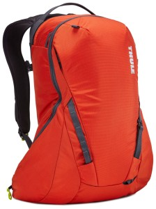 Easy access to gear with the pack on your back, when on the slopes.