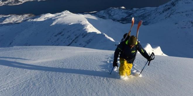 Helly Hansen uruchamia otwarty projekt filmowy dla wielbicieli nart