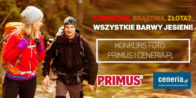 Wszystkie barwy jesieni – konkurs foto Primus i Ceneria.pl