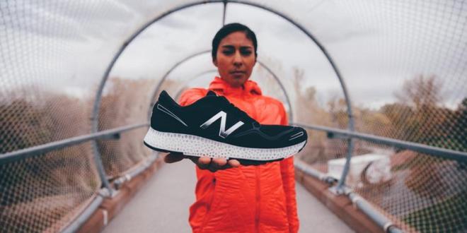New Balance wypuszcza pierwsze buty biegowe wyprodukowane w technologii druku 3D