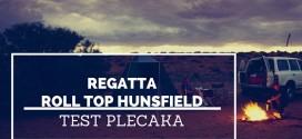 REGATTA Plecak ROLL TOP HUNTSFIELD