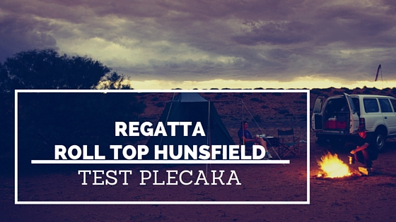 REGATTA Plecak ROLL TOP HUNTSFIELD