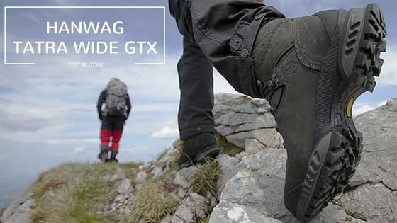 HANWAG Buty trekkingowe TATRA WIDE GTX