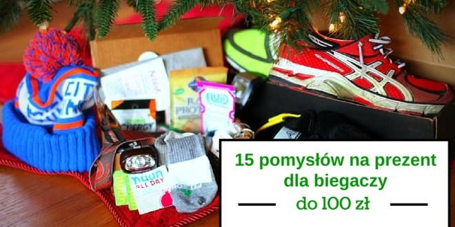 15 pomysłów na prezent dla biegacza do 100zł!