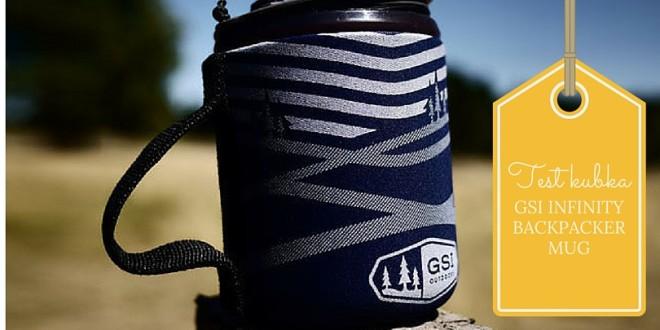 GSI Infinity Backpacker Mug – prostota do potęgi