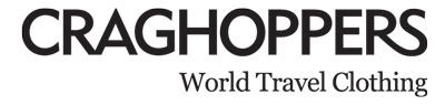 By chronić czarne nosorożce – firma Craghopers włącza się w akcję Tomka Michniewicza