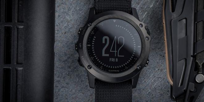 Garmin tactix Bravo  taktyczny smartwatch z aplikacjami sportowymi