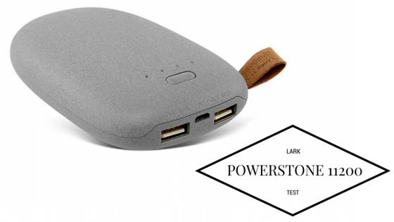 LARK Powerbank POWERSTONE 11200mAh