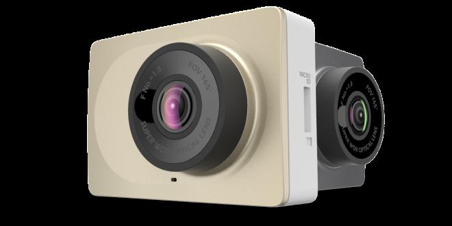 Yi Dash Camera już w Polsce – debiut kamery samochodowej