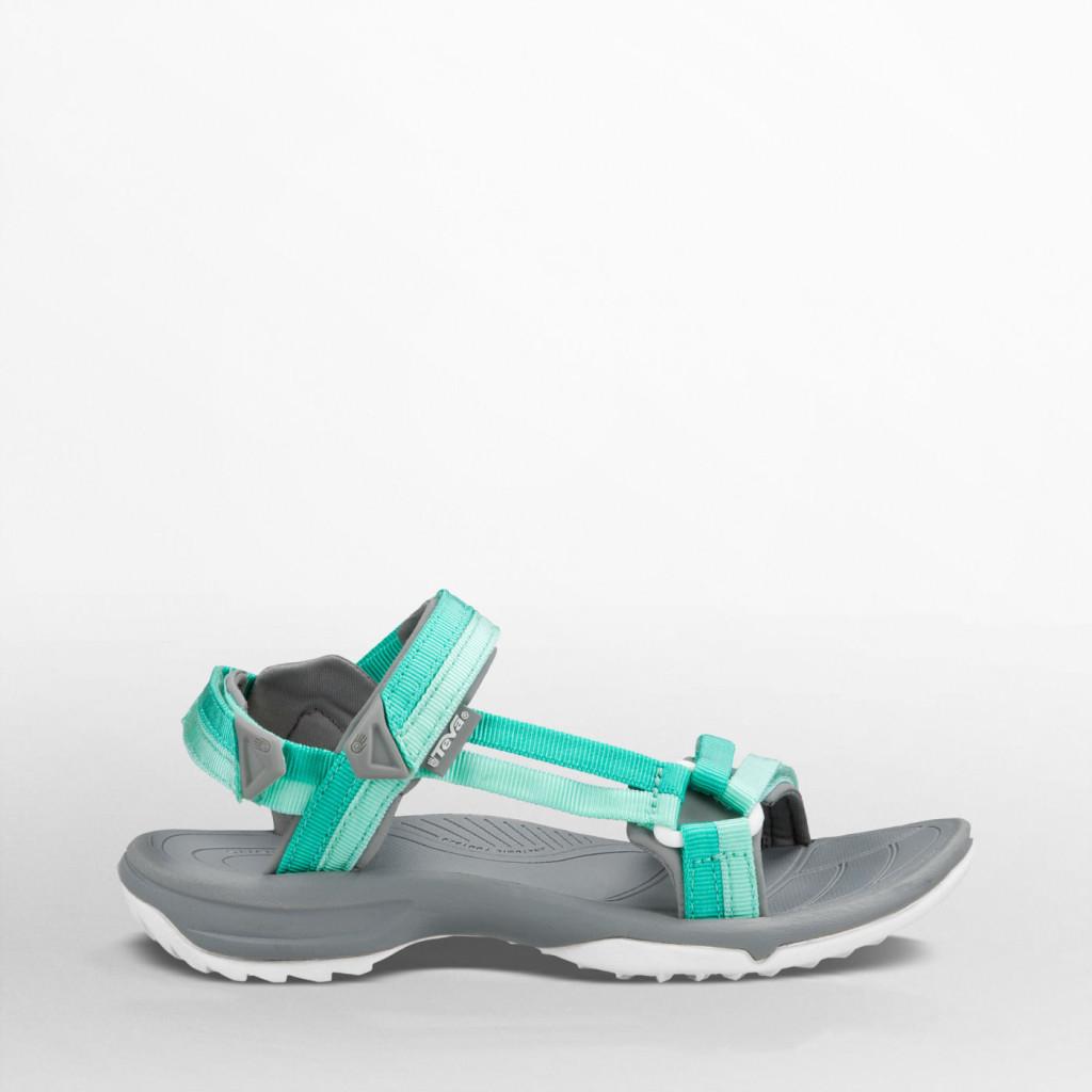 sandały TEVA W's Terra Fi Lite, kolor Aqua