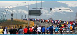 XVII Półmaraton Żywiecki – relacja