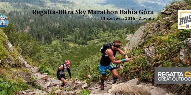 Regatta-Ultra Sky Marathon Babia Góra