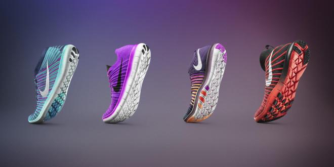 Nowe wymiary technologii Nike Free