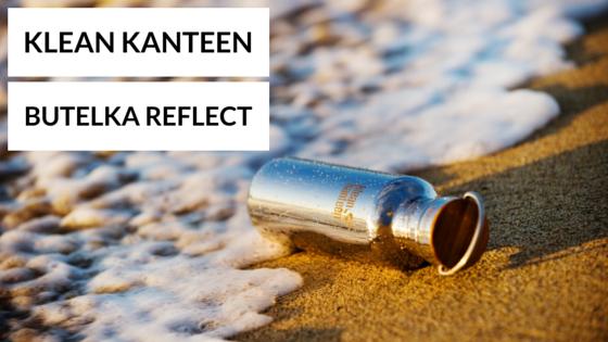 KLEAN KANTEEN Butelka REFLECT 532ml