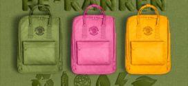 RE-KÅNKEN – nowa odsłona kultowego plecaka ze Szwecji