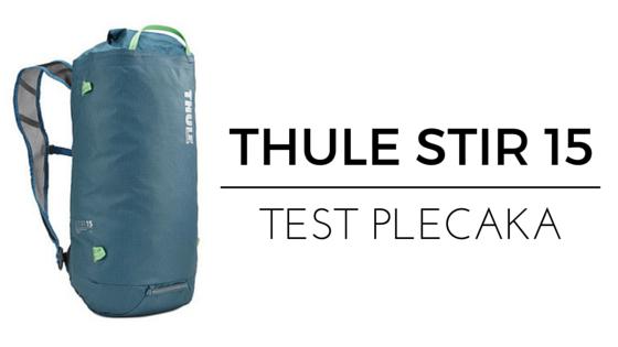 THULE Plecak STIR 15