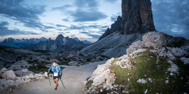 Silna reprezentacja Polaków podczas The North Face Lavaredo Ultra Trail 2016