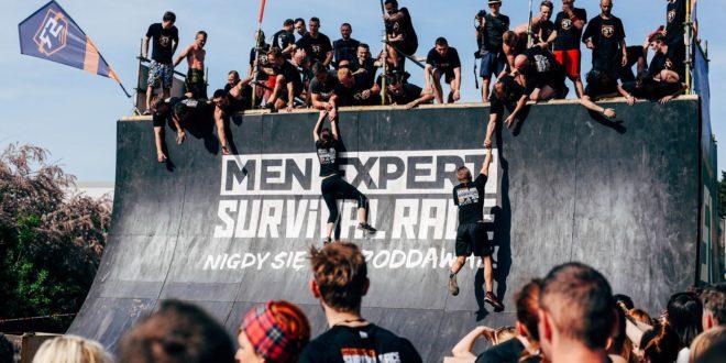 Zdobądź Cytadelę – bieg Men Expert Survival Race już 19 czerwca w Warszawie!