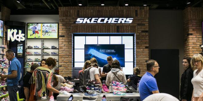 Salon Skechers w Złotych Tarasach