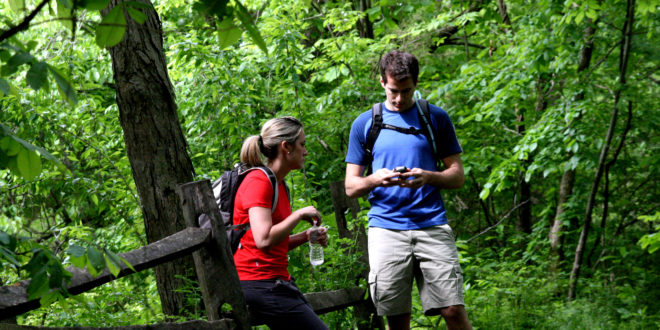 Seria Garmin Oregon® 700 wszechstronne outdoorowe nawigacje GPS