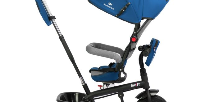 Swift – trójkołowy rowerek, który rośnie razem z dzieckiem