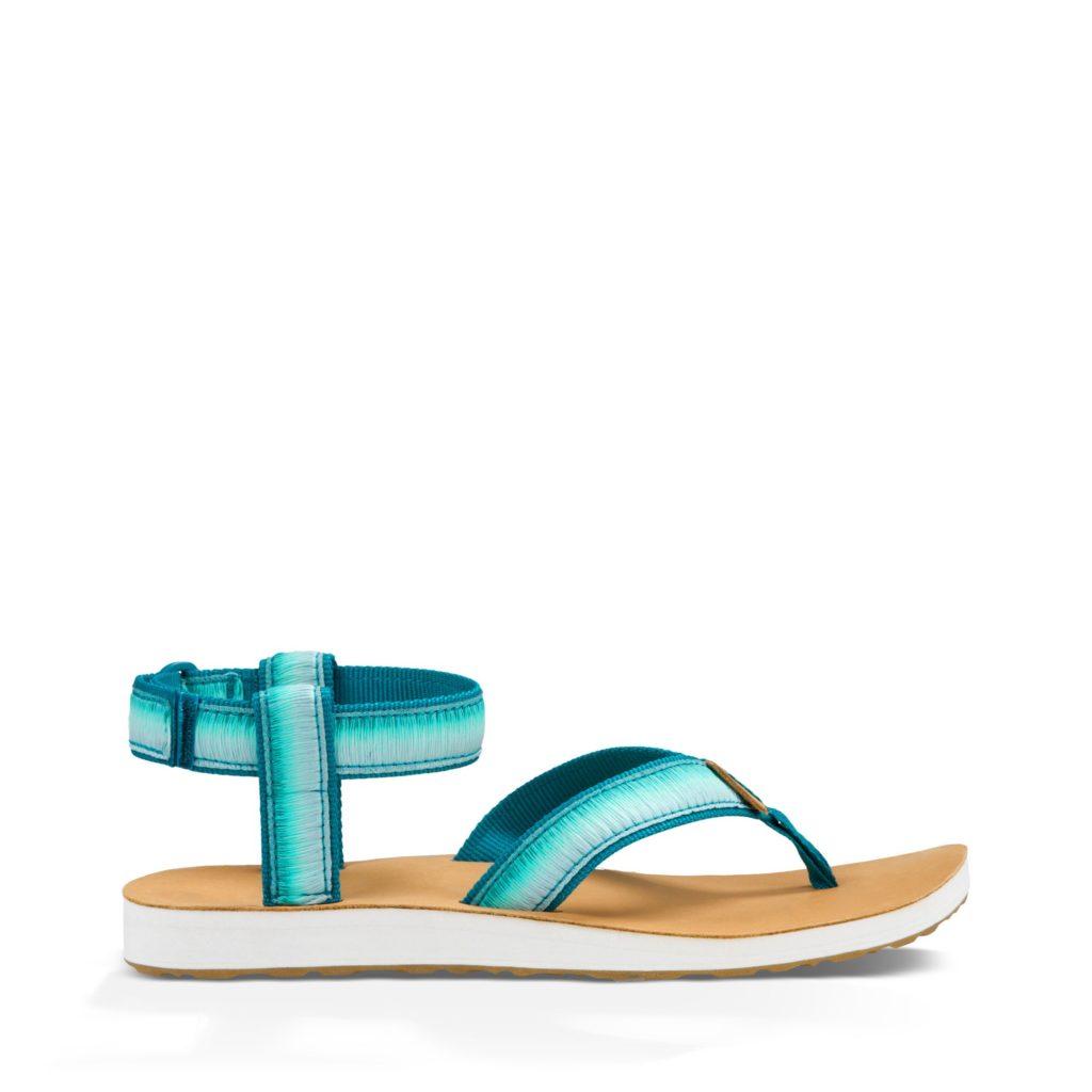 Teva W's Original Sandal Weave Deep Teal