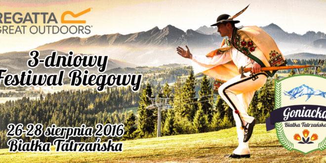Goniacka Białka Tatrzańska – 3 dniowy festiwal biegowy u podnóża Tatr