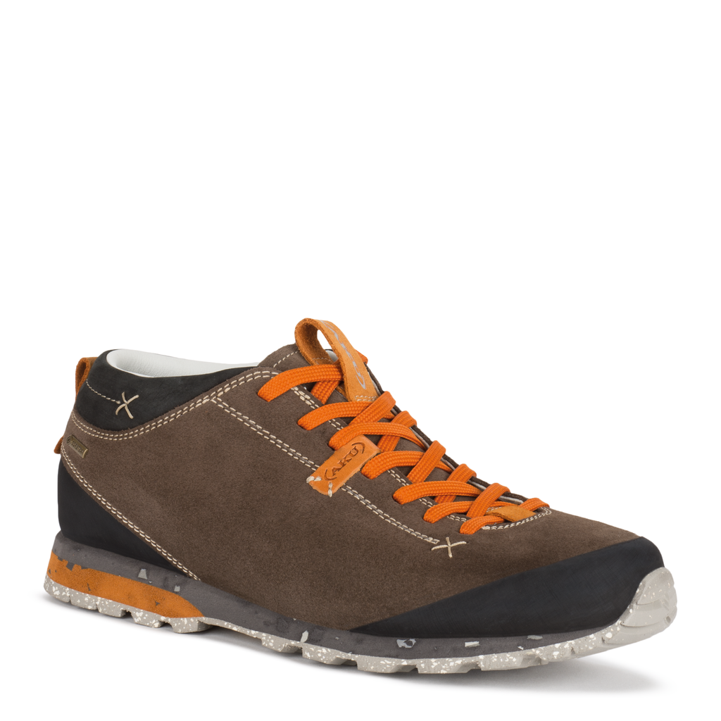 AKU Bellamont Suede GTX Beige & Orange