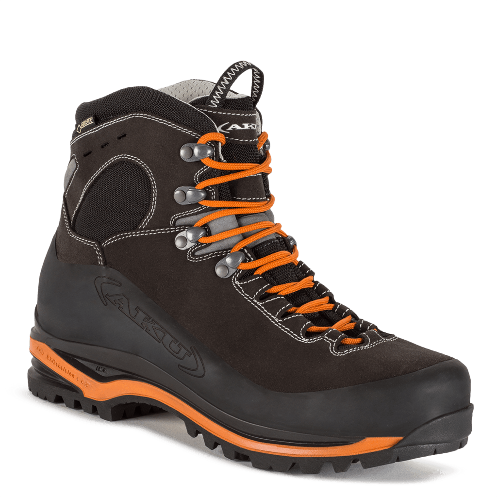 AKU M's Superalp GTX Anhracite & Orange