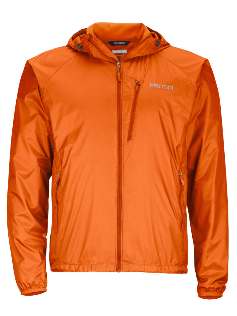 MARMOT M's Ether DrClime Hoody Orange Haze