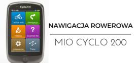 MIO Nawigacja rowerowa CYCLO 200