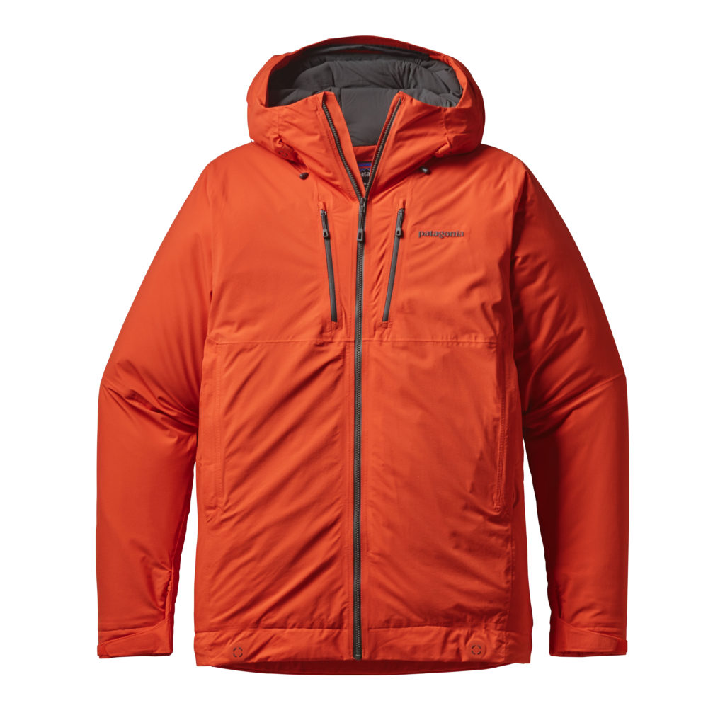 PATAGONIA M's Stretch Nano StormR Jacket Cusco Orange