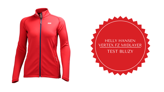 HELLY HANSEN Bluza VERTEX FZ STRETCH ML