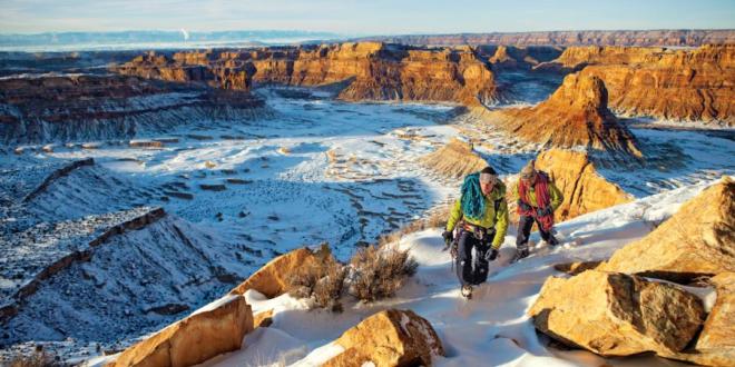 Moda w outdoorze na przykładzie jesienno – zimowych kurtek  Marmota i Patagonii