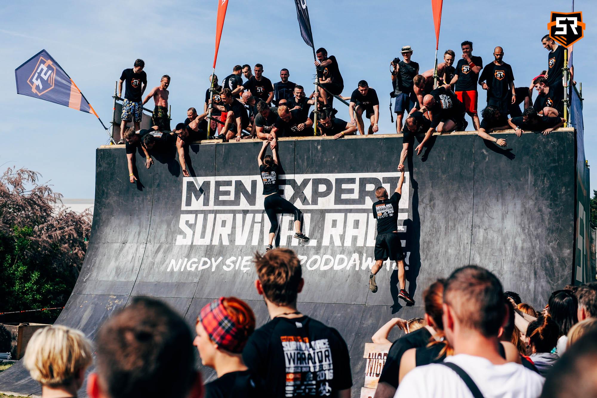 Oficjalna fotorelacja z Men Expert Survival Race 2016 Wrocław by Maksym Rudnik. Sprawdź kolejne edycje na www.survivalrace.pl