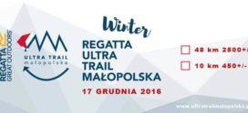 Regatta Winter Ultra Trail Małopolska 2016