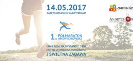 Półmaraton z Bobrem czyli 1. Półmaraton Andrychowski