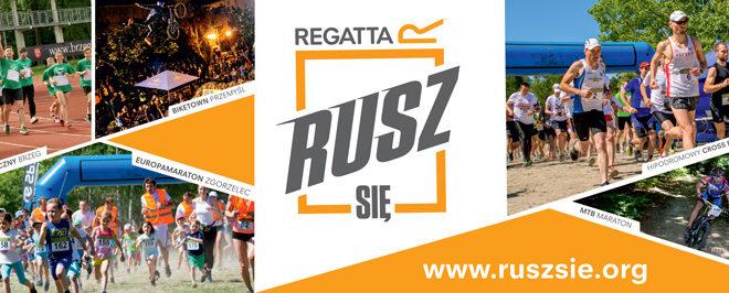Regatta RUSZ SIĘ!: Zawody Spinningowe na Żywej Rybie