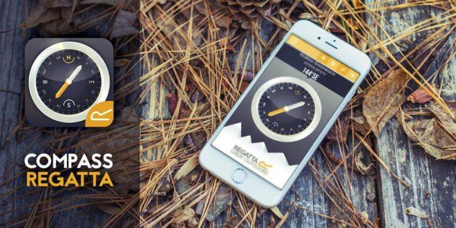 Na właściwym kursie z aplikacją Regatta Compass
