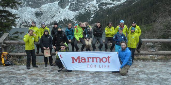 Laureaci konkursu Marmota & SWPT na szczycie Mnicha!