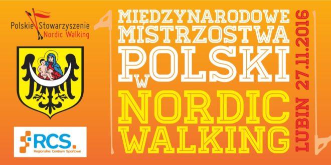 Międzynarodowe Mistrzostwa Polski Nordic Walking w Lubinie – finał ligi NW