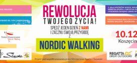 Jeden dzień z Nordic Walking czy rewolucja życia?