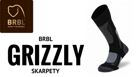 BRBL Skarpety GRIZZLY