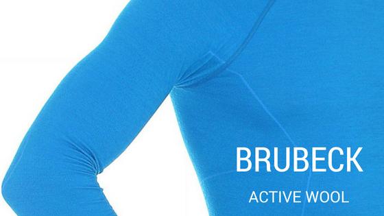 BRUBECK Zestaw termoaktywny ACTIVE WOOL