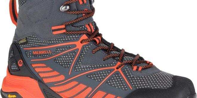 Merrell Capra Venture MID GORE-TEX® SURROUND, czyli komfort i ochrona stopy na najwyższym poziomie