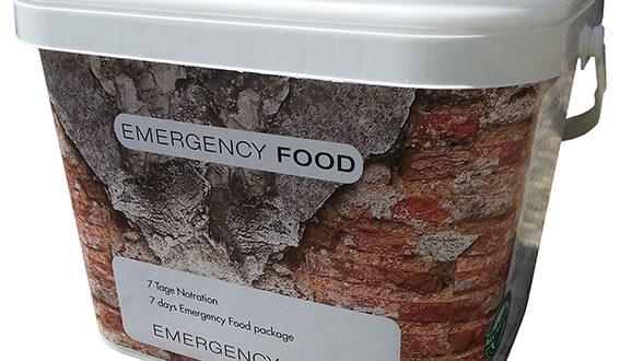 Trek'n Eat wprowadza do Polski Emergency Food – unikatowy pakiet przetrwania